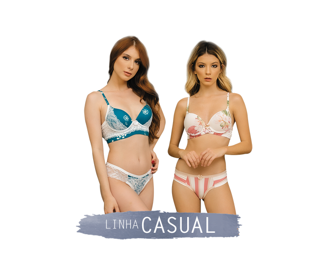 angelical linha casual